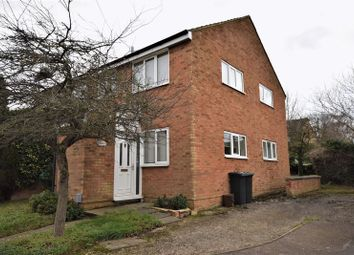 Thumbnail 1 bed terraced house for sale in Ullswater Close, Flitwick, Bedford