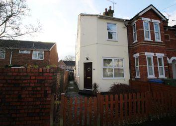 Thumbnail 2 bed end terrace house for sale in Redan Road, Aldershot
