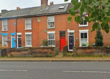 Thumbnail 3 bed cottage to rent in Wickham Road, Fareham