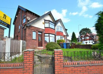 Thumbnail 3 bed semi-detached house for sale in East Lancashire Road, Swinton, Manchester