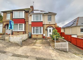 Thumbnail 3 bed semi-detached house for sale in Masons Road, Dover