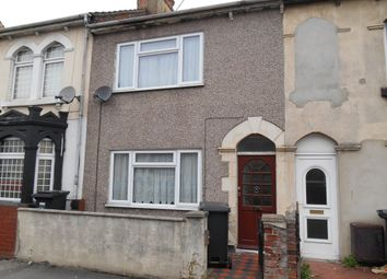 Thumbnail 3 bed terraced house to rent in Curtis Street, Swindon