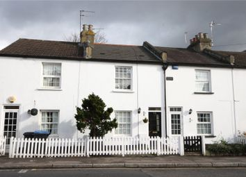 Thumbnail 2 bed terraced house for sale in Chase Side, Enfield, Middlesex
