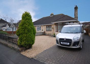 Thumbnail 3 bedroom semi-detached bungalow for sale in The Hollow, Bath