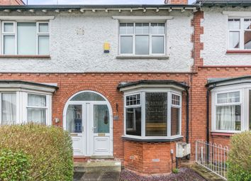 Thumbnail 2 bedroom terraced house for sale in Vicarage Road, Harborne, Birmingham