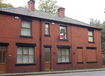Thumbnail 3 bed terraced house to rent in Bury & Rochdale Old Road, Heywood, Greater Manchester