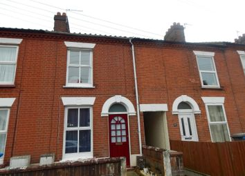 Thumbnail 3 bedroom terraced house to rent in Junction Road, Norwich