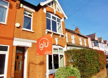 Thumbnail 2 bedroom terraced house to rent in Mornington Road, Chingford, London