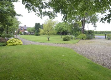 Thumbnail 4 bed detached house for sale in The Corner House, Longdon, Tewkesbury, Gloucestershire