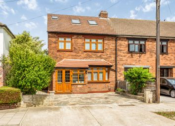 Thumbnail 4 bed semi-detached house for sale in Broadstone Road, Hornchurch