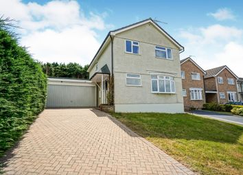 Thumbnail 4 bed detached house for sale in Wensum Close, Plympton, Plymouth