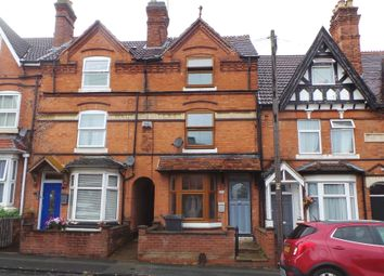 Thumbnail 3 bed terraced house to rent in Mount Pleasant, Redditch