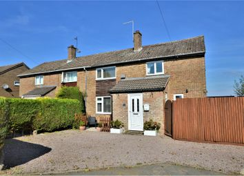 Thumbnail 3 bed semi-detached house for sale in Woodfield, Collyweston, Stamford