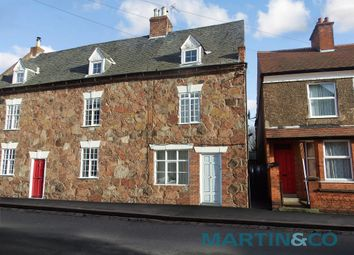 Thumbnail 3 bed cottage for sale in Beveridge Street, Barrow Upon Soar, Loughborough