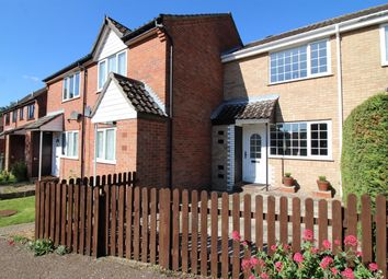 Thumbnail 2 bedroom terraced house for sale in St. Michaels Road, Long Stratton, Norwich