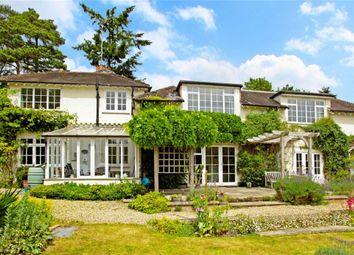 Thumbnail 4 bedroom detached house for sale in Gillotts Lane, Harpsden, Henley-On-Thames