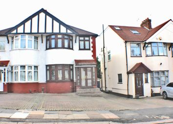 Thumbnail 3 bed semi-detached house for sale in Cottsmore Avenue, Clayhall