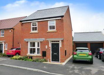 Thumbnail 3 bed detached house to rent in Bridger Close, Felpham, Bognor Regis