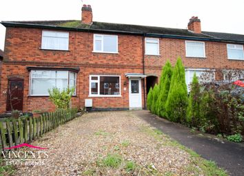 Thumbnail 3 bed town house for sale in The Crossway, Braunstone Town, Leicester