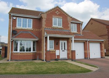 Thumbnail 4 bed detached house for sale in Lady Meers Road, Cherry Willingham, Lincoln, Lincolnshire