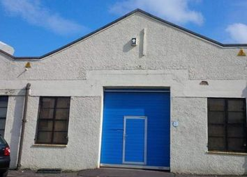 Thumbnail Light industrial to let in Lister Road, Glasgow