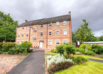 Thumbnail 2 bed flat for sale in Spencer Court, Newburn, Newcastle Upon Tyne