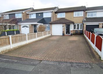 3 bed town house for sale in Woodcote Close, Warrington WA2
