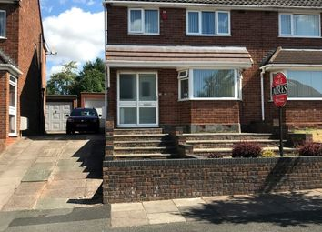 Thumbnail 3 bed semi-detached house for sale in Horsley Road, Great Barr, Birmingham