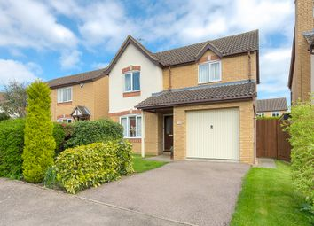 Thumbnail 3 bed detached house for sale in Spencer Close, Earls Barton
