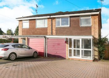 Thumbnail 3 bed semi-detached house for sale in Marlpool Lane, Kidderminster
