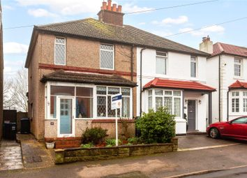 Thumbnail 3 bed semi-detached house for sale in Alexandra Road, Warlingham, Surrey
