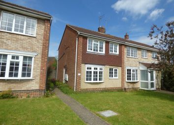 Thumbnail 3 bed semi-detached house to rent in Rutland Walk, Moulton, Northampton