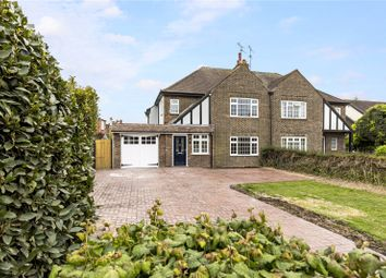 Thumbnail 4 bed semi-detached house for sale in Gossamer Lane, Aldwick