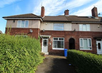Thumbnail 2 bedroom terraced house for sale in Penrith Crescent, Sheffield