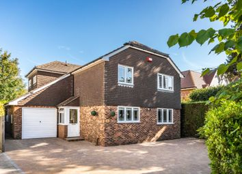 Thumbnail 4 bed detached house for sale in London Road, Southborough, Tunbridge Wells