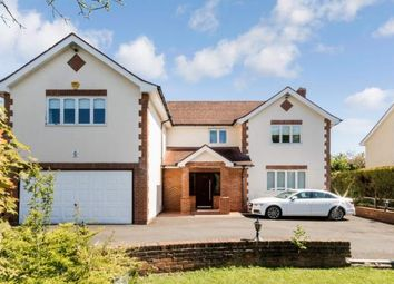 Thumbnail 5 bedroom detached house for sale in Western Way, Darras Hall, Ponteland, Northumberland
