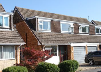 Thumbnail 3 bedroom semi-detached house for sale in Stapleton Close, Highworth
