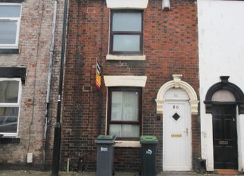 Thumbnail 2 bedroom terraced house for sale in North Road, Stoke-On-Trent, Staffordshire