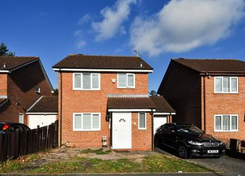 Thumbnail 3 bed detached house for sale in The Fordrough, West Heath, Birmingham