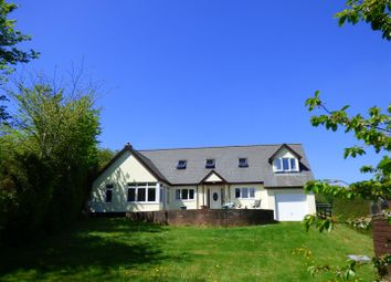 Thumbnail 5 bed detached house for sale in Main Road, Portskewett, Caldicot