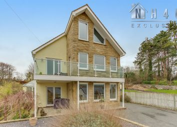 Thumbnail 5 bed detached house for sale in Cilcain Road, Pantymwyn, Mold