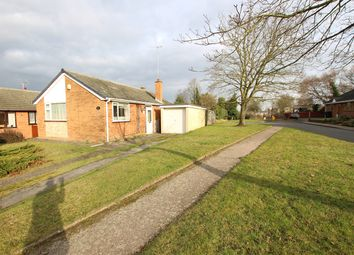 Thumbnail 2 bedroom bungalow for sale in Springfield Road, Lower Somersham, Ipswich, Suffolk