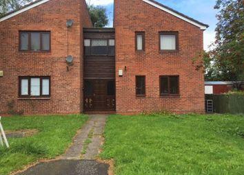 Thumbnail 1 bed flat to rent in Daniel Close, Birchwood, Warrington