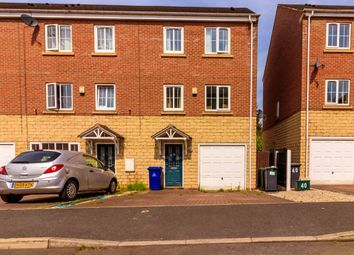 Thumbnail 4 bed terraced house for sale in Buckingham Road, Conisbrough, Doncaster