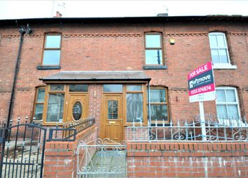 Thumbnail 3 bed terraced house for sale in North Albert Street, Fleetwood, Lancashire