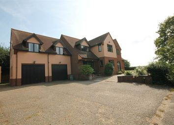 Thumbnail 5 bed detached house for sale in Holland Villas, Main Road, Great Holland, Frinton-On-Sea