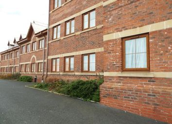 Thumbnail 2 bedroom flat to rent in Mill Street, Redditch