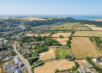 Thumbnail Land for sale in Development Site For 12 Dwellings, Newton Ferrers, South Hams