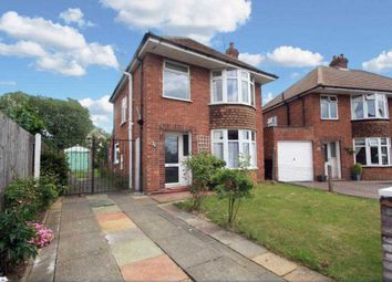 Thumbnail 3 bedroom detached house for sale in Hazelcroft Road, Ipswich