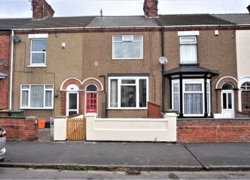 Thumbnail 3 bed terraced house for sale in Algernon Street, Grimsby